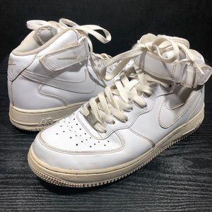 Nike Air Force 1 mid '70 white 315123-111